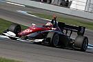 Jamin, Franzoni y Megennis, los mejores en pruebas en Indy Lights