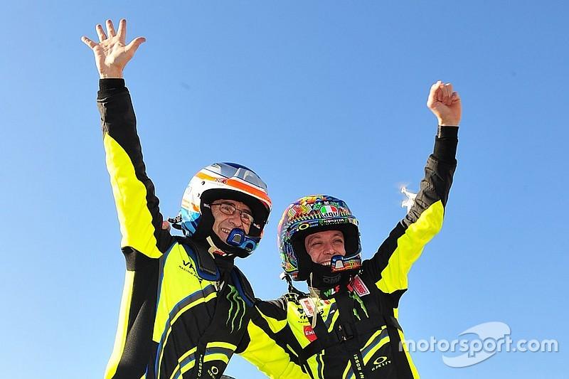 Bildergalerie: Valentino Rossi bei der Monza-Rallye-Show