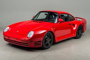 Automotive Breaking news Company offers $750,000 upgrade for 30-year-old Porsche 959