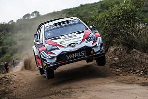WRC Noticias Tanak lidera en Portugal