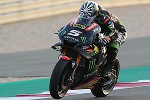 MotoGP Crónica de test Zarco, el rápido, Rossi regresa y Dovizioso intocable