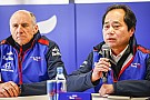 """Forma-1 Honda: """"A Toro Rosso nyitott az új ötletekre, és figyelnek ránk"""""""