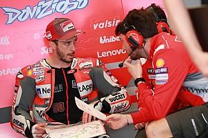 Gehaltspoker: Dovizioso lehnt erstes Ducati-Angebot für 2019 ab