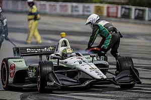 IndyCar Ultime notizie De Melo sostituisce l'infortunato Fittipaldi sullo stradale di Indianapolis