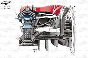 F1 Análisis Análisis técnico: las ideas de los rivales de Mercedes para 2018