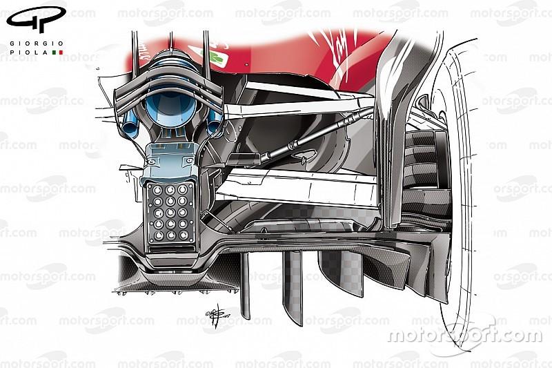 Les rivaux de Mercedes au travail pour combler le retard
