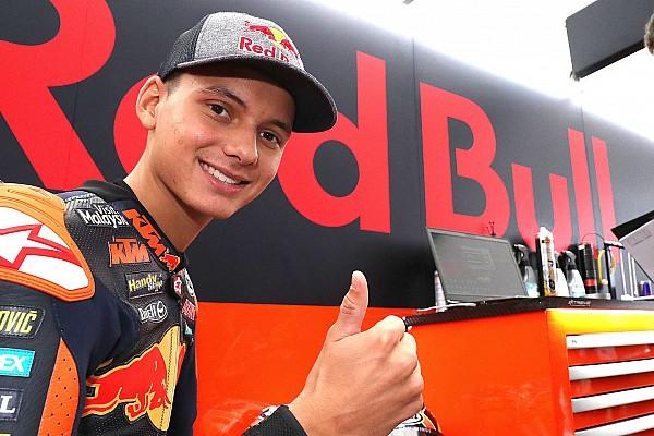 Moto3 Verslag vrije training Bendsneyder vijfde in eerste training GP Australië, P1 Bulega