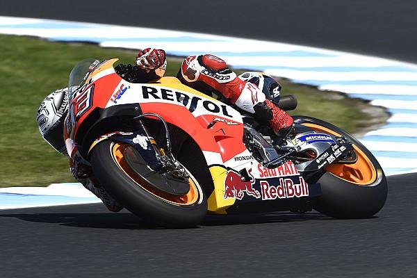 MotoGP Важливі новини Маркес: намагатимусь бути швидким із самого початку