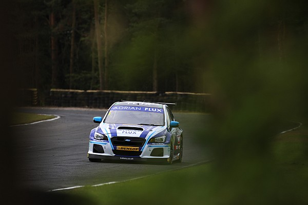 Croft BTCC: Sutton scores back-to-back wins