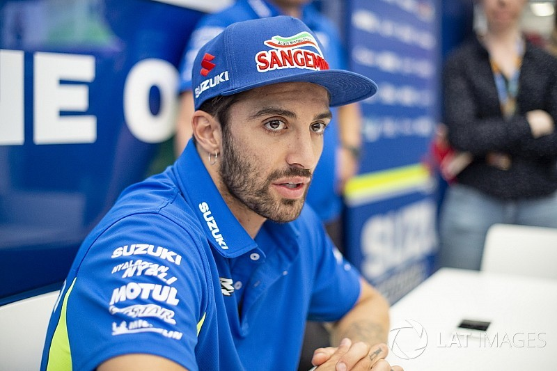 """Iannone: """"Special"""" Aprilia contract has options beyond 2020"""
