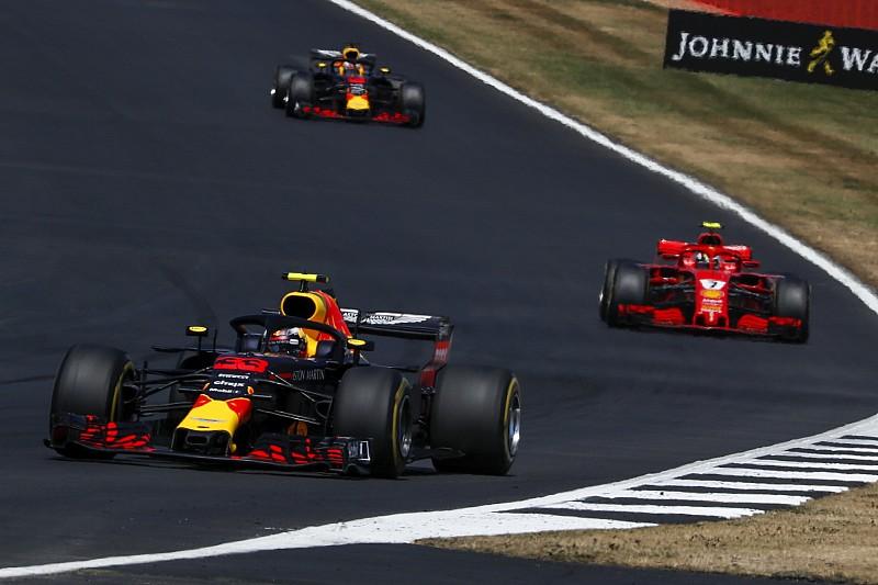 Verstappen alla Alonso: