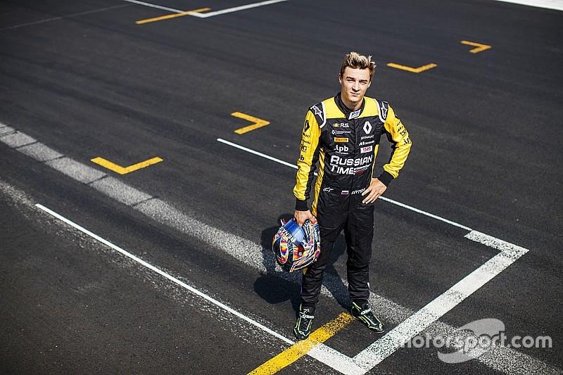 Маркелов впервые примет участие в тренировке Формулы 1