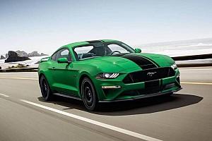 Auto Actualités Une Ford Mustang spéciale Saint-Patrick!