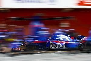 Forma-1 Motorsport.com hírek Eleinte el fog maradni a csoda a Toro Rosso-Hondával