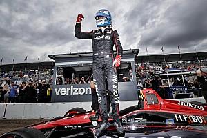 IndyCar Noticias Wickens sobre su pole: