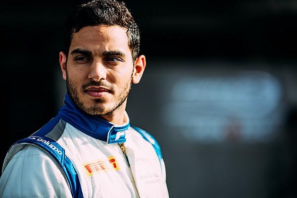 Roy Nissany debutta in Formula 2 con la Campos Racing