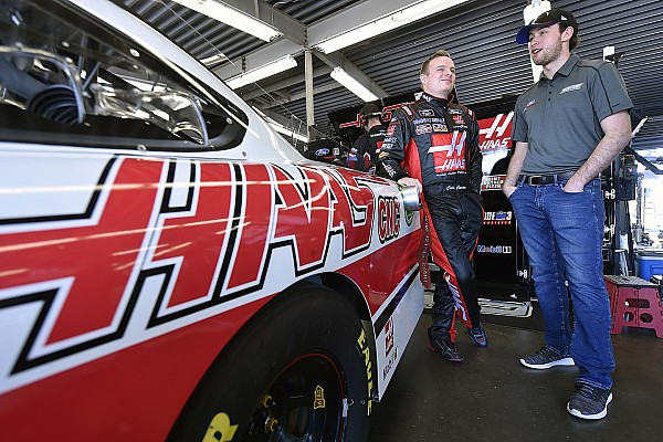 How a former Olympian is training Ford's rising NASCAR stars