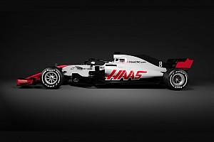 Формула 1 Новость Как выглядит новая машина Haas без «плавника» и Halo