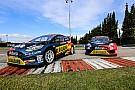 Rallycross-WM Kooperation mit Ford: Olsbergs mit neuen Fiestas in der WRX 2018