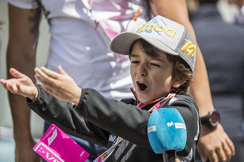 Алонсо здійснив мрію одного зі своїх маленьких фанатів