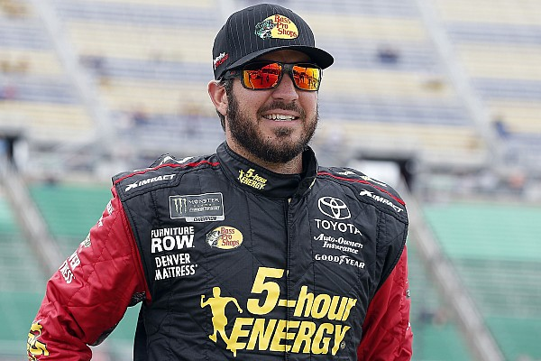 Truex says Fords have
