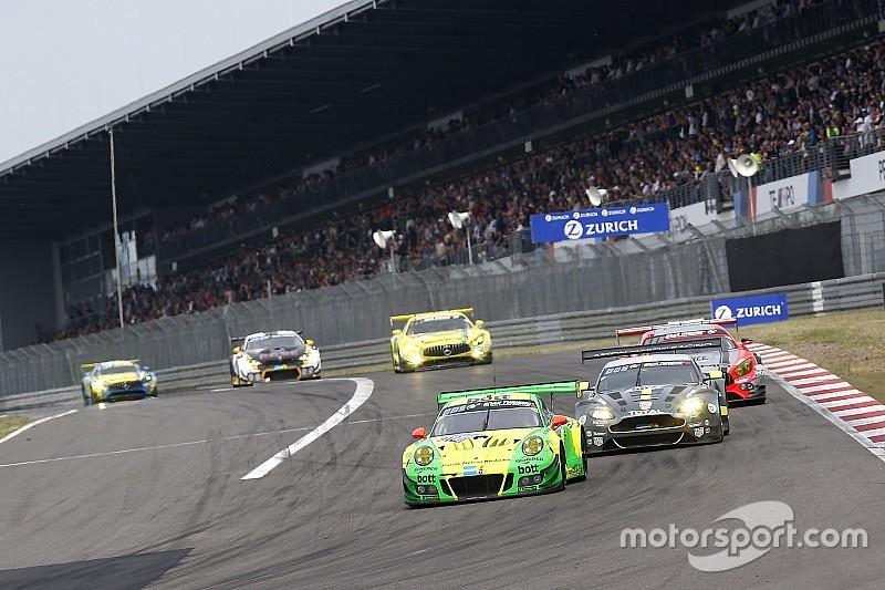 Total wird neuer Hauptsponsor der 24 Stunden auf dem Nürburgring
