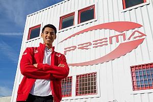 FIA F2 Actualités Gelael signe chez Prema pour 2018
