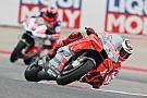 Arjantin ve Austin, Ducati'nin 2018 motosikletiyle ilgili şüphelere yol açtı
