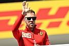 Vettel evita polémica con Verstappen