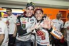 """MotoGP Marc Márquez: """"Mi hermano se tiene que ganar llegar a MotoGP"""""""