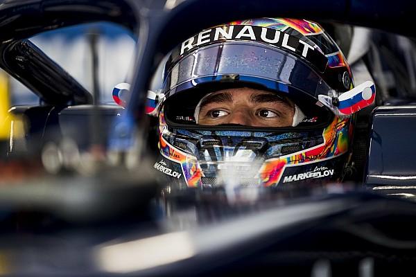 «Я был словно новичок из GP3». Маркелов про вторую гонку в Испании