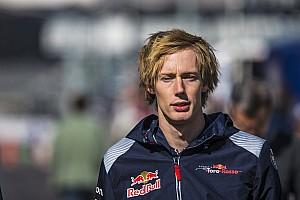 Fórmula 1 Noticias Hartley, Gasly terminarán la temporada para Toro Rosso