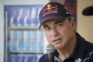 Dakar Intervista Dakar, Sainz sbotta: