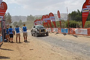 Дакар Репортаж з етапу Дакар-2018, етап 3: катастрофа Mini