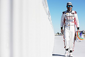 IMSA Noticias Fernando Alonso está listo para