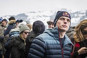 Formula 1 Röportaj Verstappen: Kendimi en iyilerden birisi olarak görüyorum