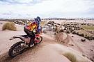 Dakar 2018: Van Beveren gibt verletzt auf - Walkner führt