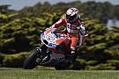 Ducati auf Phillip Island abgeschlagen: