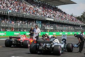 Формула 1 Результаты Гран При Мексики: предварительная стартовая решетка