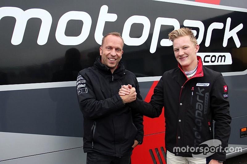 Fabio Scherer promosso in Euro F.3: correrà con la Motopark!