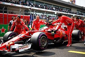 Formule 1 Actualités Ferrari prépare 2018 depuis des mois, pour une revanche?