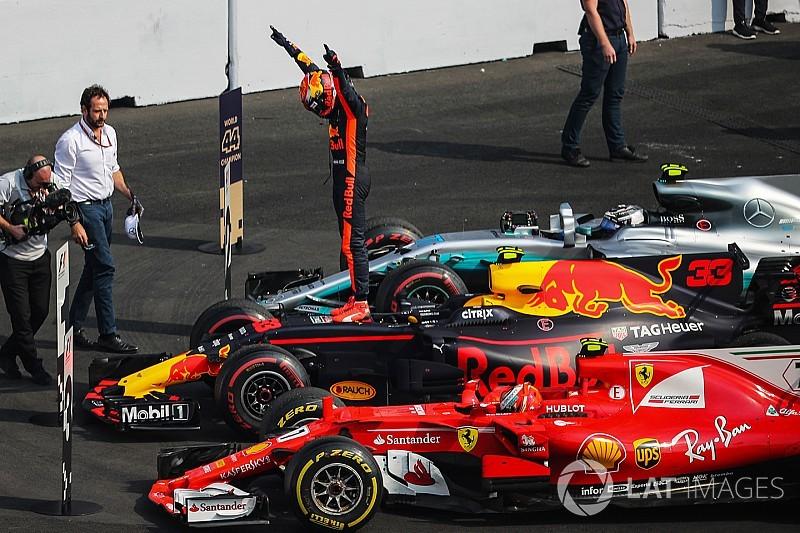 2017 Meksika GP: Verstappen kazandı, Hamilton şampiyon oldu!