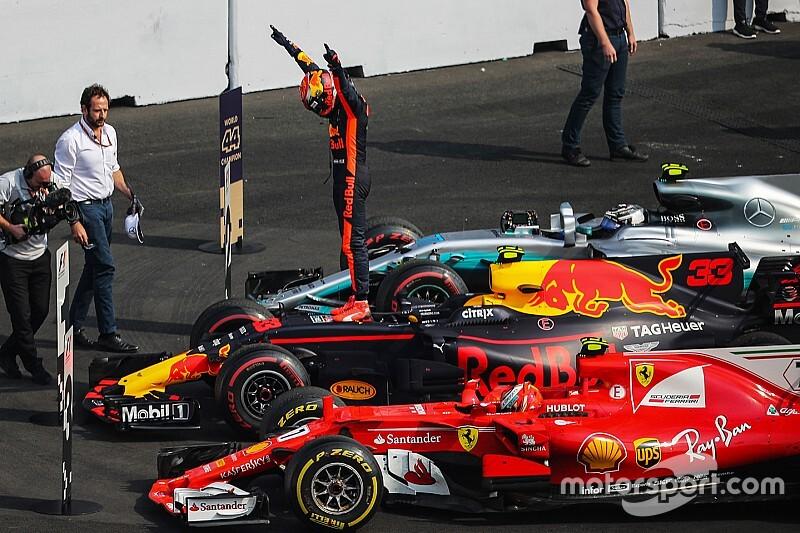 Топ-10 подій сезону Ф1 — 2018: Ферстаппен остаточно став лідером Red Bull