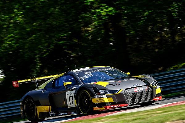 Blancpain Sprint Raceverslag WRT Audi domineert Blancpain Sprint Cup op Brands Hatch