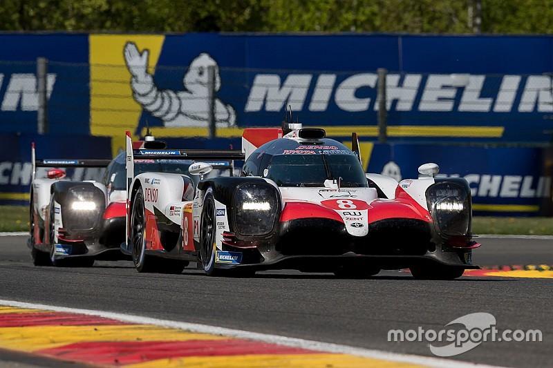 Toyota no dejó a Conway luchar por la victoria contra Alonso en Spa