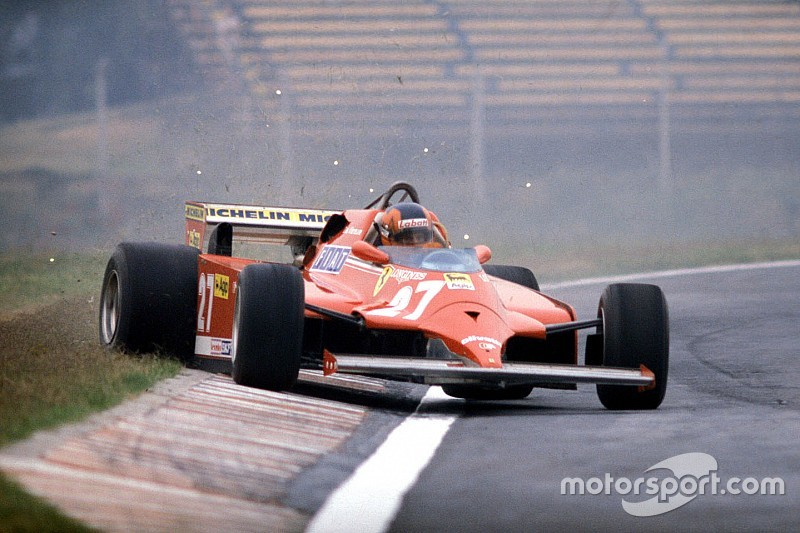 Todos los coches Ferrari en la historia de la Fórmula 1