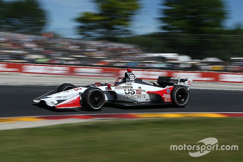 """Andretti """"cautiously optimistic"""" for Iowa – and remainder of 2018"""