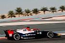 FIA Fórmula 2 Maini lidera la segunda jornada del test en Bahrein