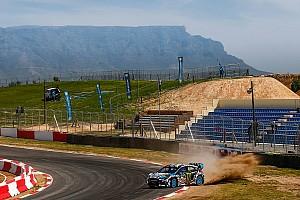 Rallycross-WM Etappenbericht WRX Killarney: Ken Block führt nach dem ersten Tag
