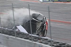General Топ список Галерея: аварія Porsche Carrera на Кубку Італії